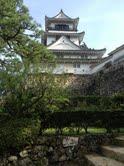 Kochi Castle, Main Citadel.